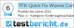 TFK Quick Fix Wanne Carbo/Schwarz