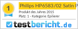 Philips HP6583/02 Satin Perfect